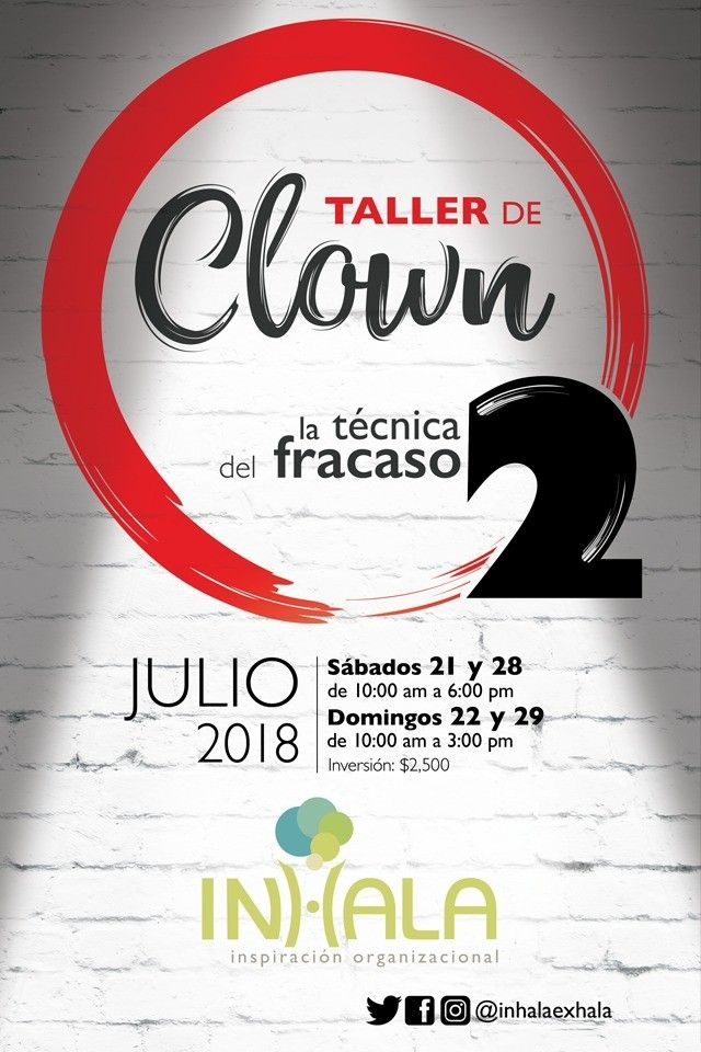 Taller de Clown II
